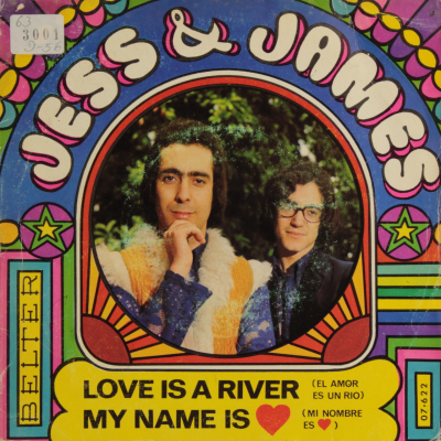 Love is a River / My Name is Heart
