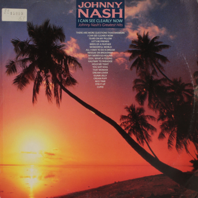 I Can See Clearly Now - Johnny Nash Greatest Hits