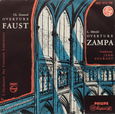 Gounod: Overture Faust / Hérold: Overture Zampa